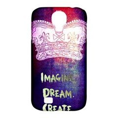Imagine  Dream  Create  Samsung Galaxy S4 Classic Hardshell Case (pc+silicone) by TheTalkingDead