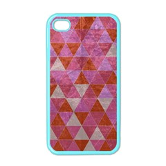 Tricolor Apple Iphone 4 Case (color) by ILANA