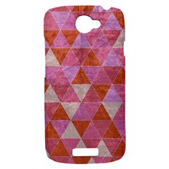Tricolor HTC One S Hardshell Case  by ILANA