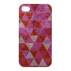 Tricolor Apple Iphone 4/4s Premium Hardshell Case by ILANA