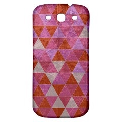 Tricolor Samsung Galaxy S3 S Iii Classic Hardshell Back Case by ILANA