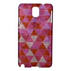 Tricolor Samsung Galaxy Note 3 N9005 Hardshell Case by ILANA