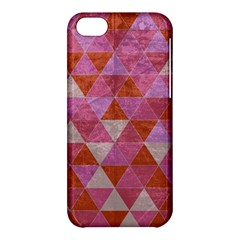 Tricolor Apple Iphone 5c Hardshell Case by ILANA
