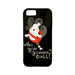 Who You Gonna Call Apple Iphone 5 Classic Hardshell Case (pc+silicone) by Contest1771913
