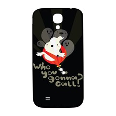 Who You Gonna Call Samsung Galaxy S4 I9500/i9505  Hardshell Back Case by Contest1771913