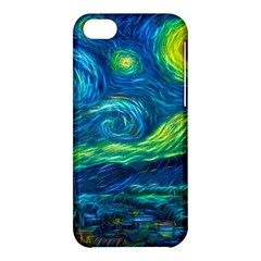 Starry Night Apple iPhone 5C Hardshell Case by Contest1775858a