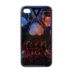 Third Eye Cosmic Apple Iphone 4 Case (black) by Contest1775858a