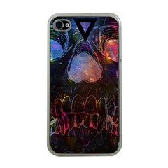 Third Eye Cosmic Apple Iphone 4 Case (clear) by Contest1775858a