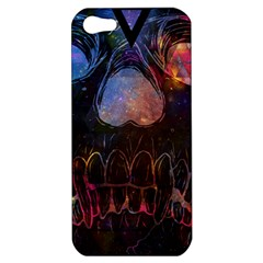 Third Eye Cosmic Apple Iphone 5 Hardshell Case