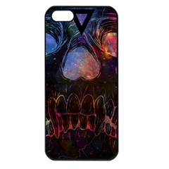 Third Eye Cosmic Apple Iphone 5 Seamless Case (black) by Contest1775858a