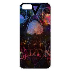 Third Eye Cosmic Apple Iphone 5 Seamless Case (white) by Contest1775858a