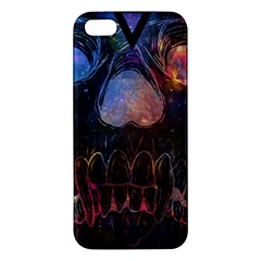 Third Eye Cosmic Iphone 5 Premium Hardshell Case