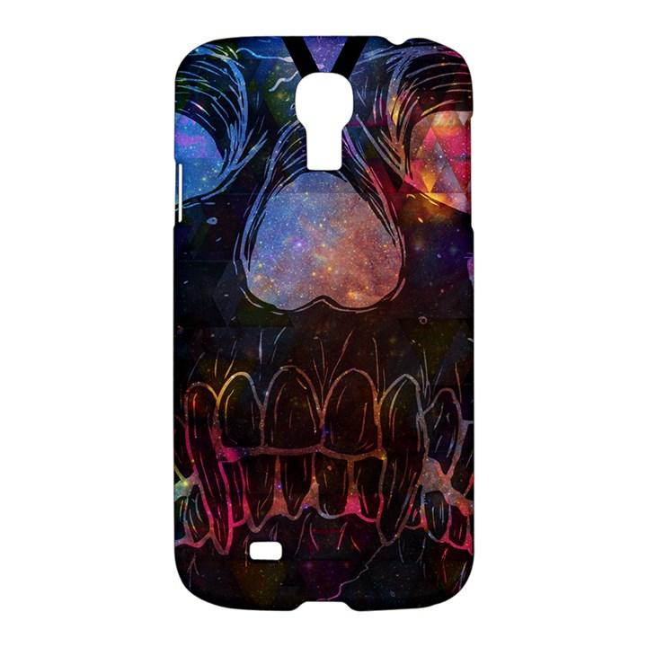 Third Eye Cosmic Samsung Galaxy S4 I9500/I9505 Hardshell Case