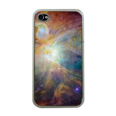 Space Apple Iphone 4 Case (clear)