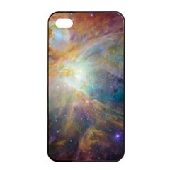 Space Apple Iphone 4/4s Seamless Case (black)
