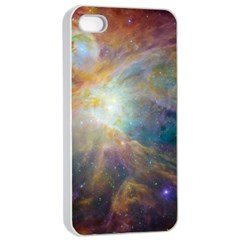 Space Apple Iphone 4/4s Seamless Case (white)