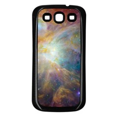 Space Samsung Galaxy S3 Back Case (black)