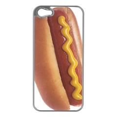 Hotdog Apple Iphone 5 Case (silver)