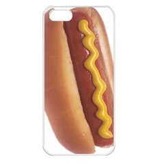 Hotdog Apple Iphone 5 Seamless Case (white)