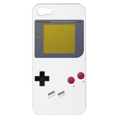 Handheld Gaming Apple iPhone 5 Hardshell Case by Contest1775858a