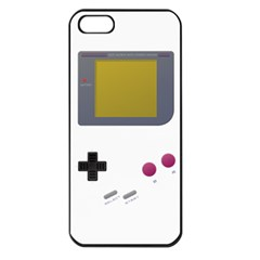 Handheld Gaming Apple Iphone 5 Seamless Case (black) by Contest1775858a