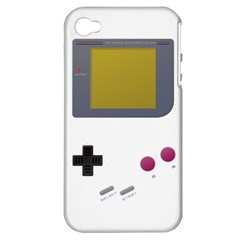 Handheld Gaming Apple Iphone 4/4s Hardshell Case (pc+silicone) by Contest1775858a