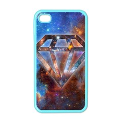 Cosmic Diamond Apple Iphone 4 Case (color) by Contest1775858a