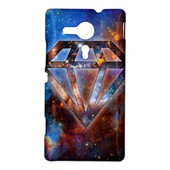 Cosmic Diamond Sony Xperia Sp M35H Hardshell Case by Contest1775858a