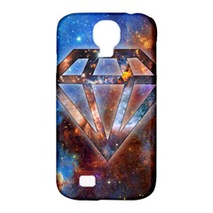 Cosmic Diamond Samsung Galaxy S4 Classic Hardshell Case (pc+silicone)