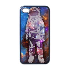 The Astronaut Apple Iphone 4 Case (black)