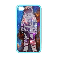 The Astronaut Apple iPhone 4 Case (Color) by Contest1775858a