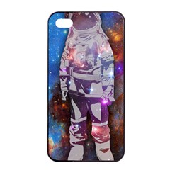 The Astronaut Apple Iphone 4/4s Seamless Case (black)
