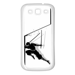 Slice Samsung Galaxy S3 Back Case (white)