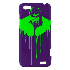 Incredible green HTC One V Hardshell Case by Contest1769124