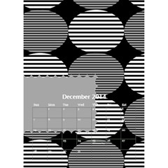 Calendar By C1   Desktop Calendar 6  X 8 5    Hitknwszhxws   Www Artscow Com Dec 2014