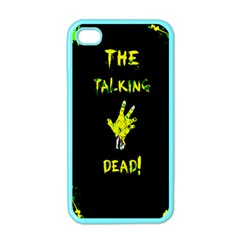 The Talking Dead Apple Iphone 4 Case (color) by TheTalkingDead