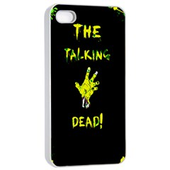 The Talking Dead Apple Iphone 4/4s Seamless Case (white) by TheTalkingDead