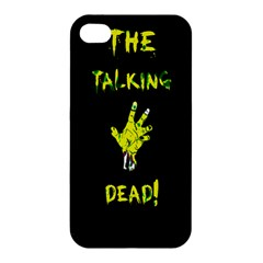 The Talking Dead Apple Iphone 4/4s Hardshell Case by TheTalkingDead