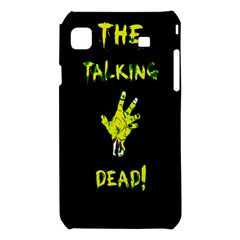 The Talking Dead Samsung Galaxy S i9008 Hardshell Case