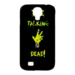 The Talking Dead Samsung Galaxy S4 Classic Hardshell Case (pc+silicone) by TheTalkingDead