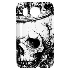 Skull King HTC Desire HD Hardshell Case  by TheTalkingDead