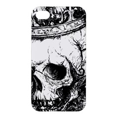 Skull King Apple Iphone 4/4s Premium Hardshell Case by TheTalkingDead