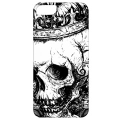 Skull King Apple Iphone 5 Classic Hardshell Case by TheTalkingDead