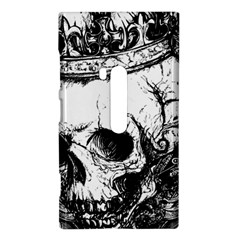Skull King Nokia Lumia 920 Hardshell Case  by TheTalkingDead