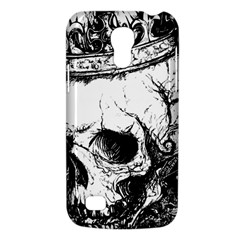 Skull King Samsung Galaxy S4 Mini Hardshell Case  by TheTalkingDead