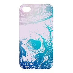 Skull King Colors Apple Iphone 4/4s Hardshell Case by TheTalkingDead