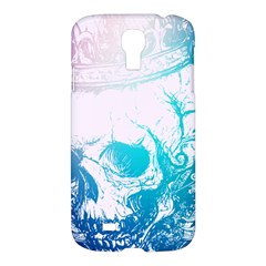 Skull King Colors Samsung Galaxy S4 I9500/i9505 Hardshell Case by TheTalkingDead