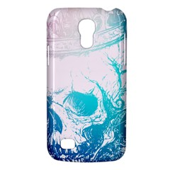 Skull King Colors Samsung Galaxy S4 Mini Hardshell Case  by TheTalkingDead