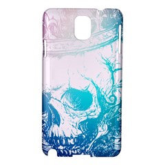 Skull King Colors Samsung Galaxy Note 3 N9005 Hardshell Case by TheTalkingDead