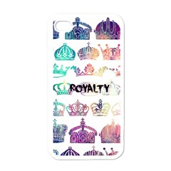 Royalty Apple Iphone 4 Case (white) by TheTalkingDead